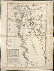 Cedid Atlas (Egypt) 1803
