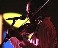 Cedric Watson with Bijou Creole Savannah Music Festival GA March 2009.jpg