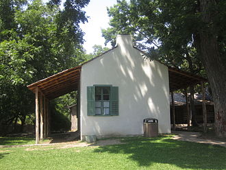José Antonio Navarro - In 1835, Navarro built the Celso-Navarro House, relocated to the Witte Museum in San Antonio, where it houses some administrative offices.