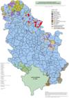 2002 census map indicating ethnicity