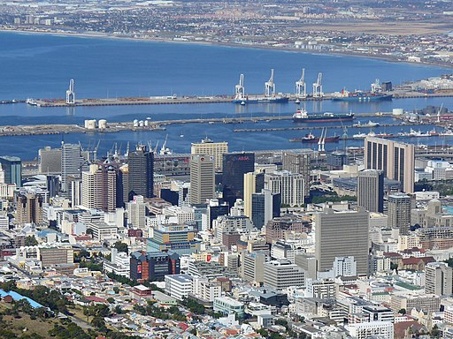 Central Cape Town