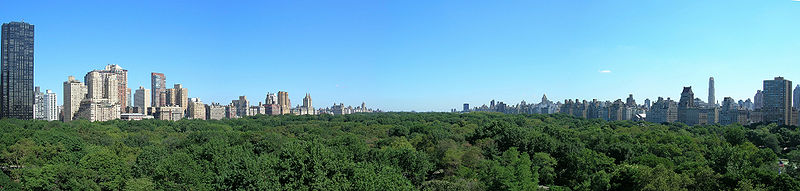 Central Park v New Yorku, Wikipedie.cs