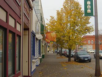 West Duluth - Businesses on Central Avenue
