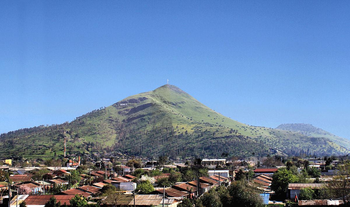 Cerro renca wikipedia la enciclopedia libre for Viveros en renca