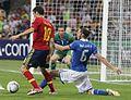 Cesc Fàbregas and Federico Balzaretti Euro 2012 final.jpg