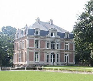 Templeuve-en-Pévèle - Château Baratte
