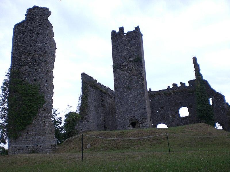 Château de Montespan (agost 2008)