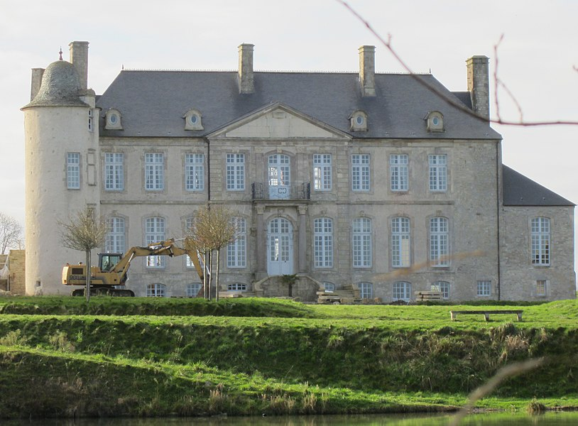 Château de Sébeville (18e)