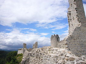 Image illustrative de l'article Château de Ventadour (Corrèze)