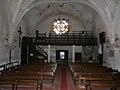 Champagnac-de-Belair église nef tribune.JPG