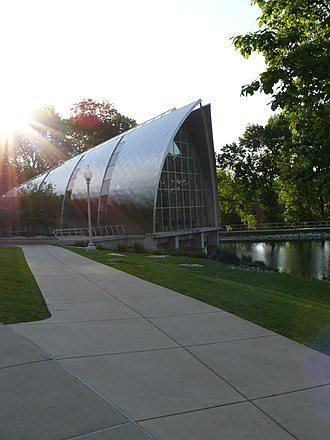 Rose-Hulman Institute of Technology - White Chapel at Rose-Hulman.