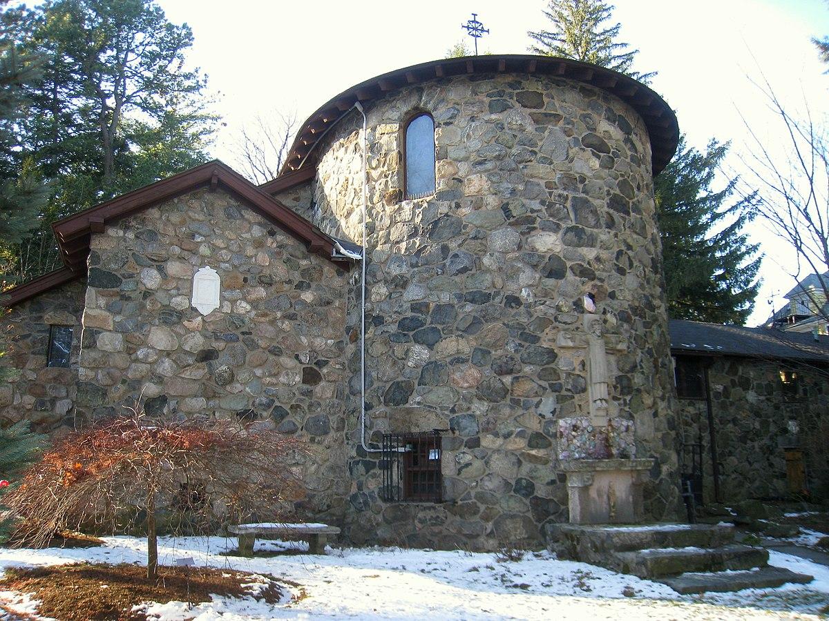 Chapel Of St Anne Arlington Massachusetts Wikipedia