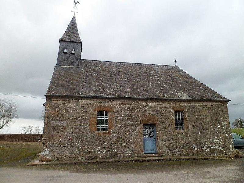Chapelle de la Bizardière de fr:Villechien
