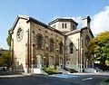 Chapelle du Centre Hospitalier Sainte-Anne construite (1869) par l'architecte Charles Auguste Questel.jpg