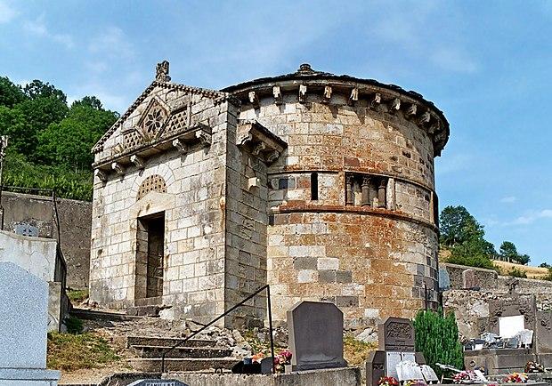 Monument historique à Chambon-sur-Lac