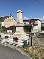 Charchilla (Jura, France) en juillet 2018 - monument aux morts.JPG