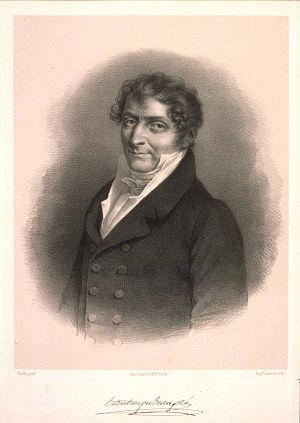Charles-François Beautemps-Beaupré