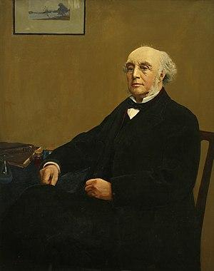 Charles Foster Barham - Barham by Harold Harvey