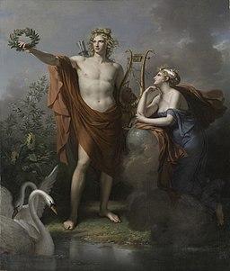 Charles Meynier - Apollo (1798)