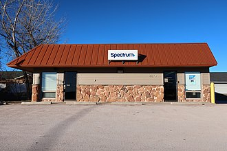 Charter Communications - A Charter Spectrum office in Gillette, Wyoming