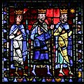 Chartres 50 - 3c - Rois mages repartant.jpg