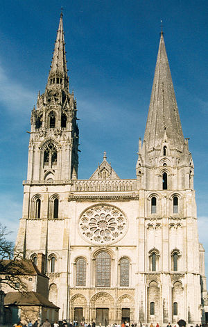 Roman Catholic Diocese of Chartres - Chartres Cathedral