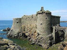 Image illustrative de l article vieux château de l île d yeu