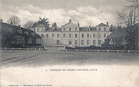 Chateau de Changy - 1905