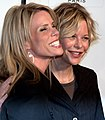 Cheryl Hines and Meg Ryan portrait 2009.jpg