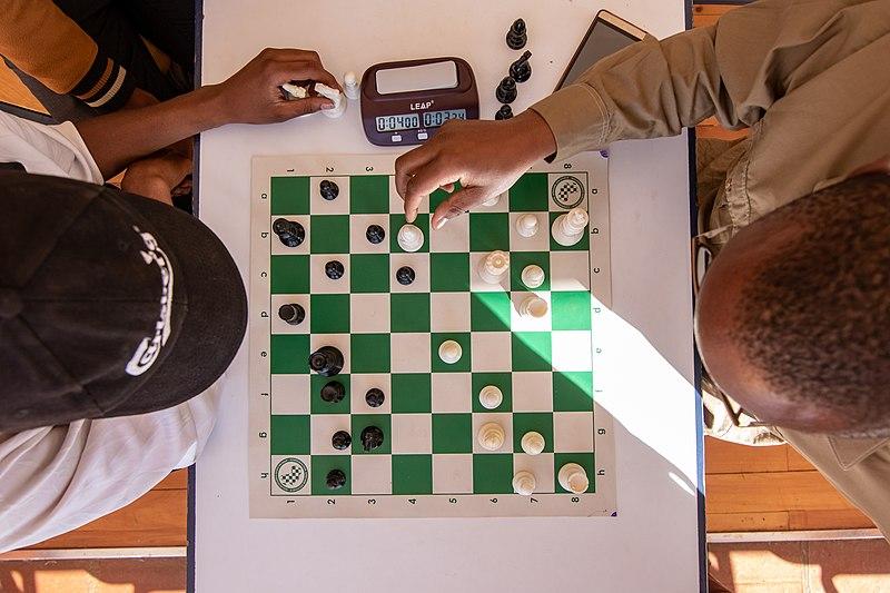 kenya chess by Benarudo