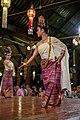 Chiang Mai. Benjarong Khantoke. Traditional Thai dance. 2016-10-14 20-41-16.jpg