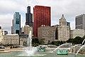 Chicago Buildings Grant Park (15155253417).jpg