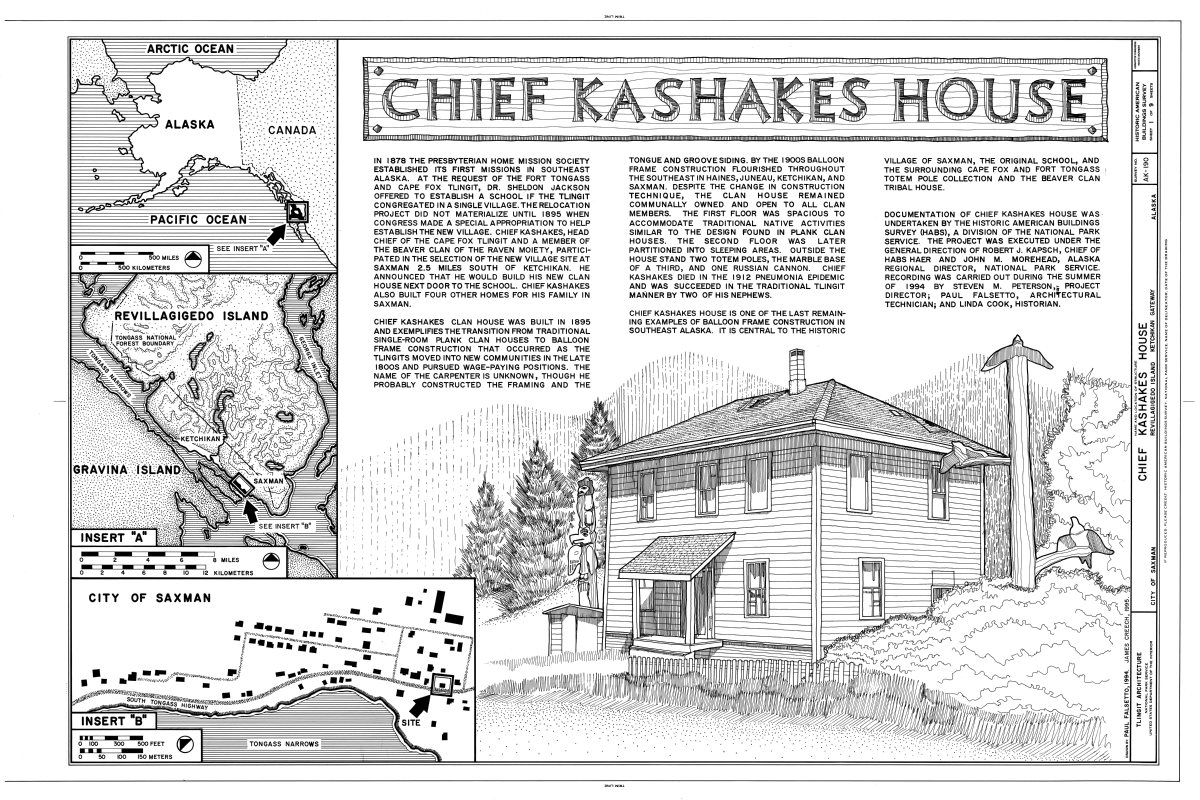 Chief Kashakes House - Wikipedia