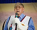 Chief Old Person at USDA 150th Anniversary celebration.jpg