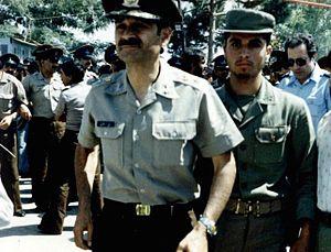 Valiollah Fallahi - Major General Valiollah Fallahi