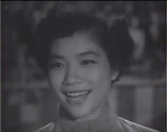 Chiemi Eri - Chiemi Eri in 1952 film Mōjū tsukai no shōjo