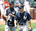 Chien-Ming Wang and Joe Girardi (2525520045).jpg