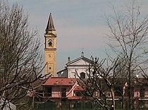 Chiesa parrocchiale di Santa Lucia - Martignana di Po.JPG
