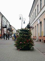 Deptak - ulica Ch�odna