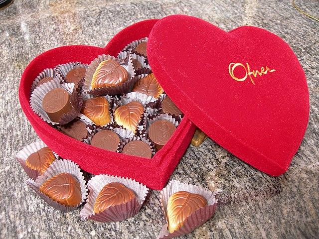 Chocolate box (