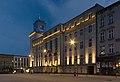 Chorzow town hall by night 2021.jpg
