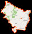 Chotcza (gmina) location map.png