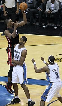 Chris Bosh and Hilton Armstrong.jpg