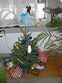 Chrismukkah Tree (3135854337).jpg