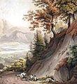 Christian Friedrich Traugott Duttenhofer, Ansicht des Lechthales bey Reutti in Tyrol.jpg