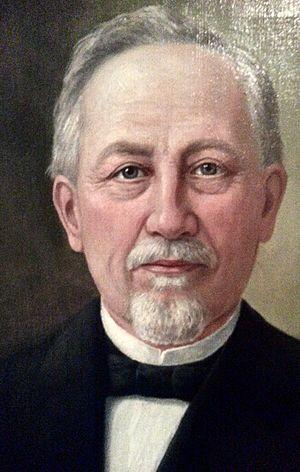 Christian Georg Kohlrausch - Image: Christian Georg Kohlrausch 1851 1934 01