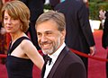 Christoph Waltz and Judith Holste @ 2010 Academy Awards.jpg