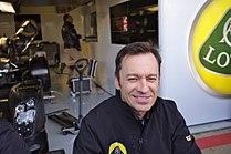 Christophe Bouchut Driver of Lotus's Lotus T128 (8668001529).jpg