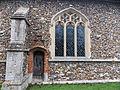 Church of St John, Finchingfield Essex England - South chapel from south.jpg