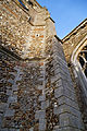 Church of St John Thaxted, Essex England - tower southeast buttress.jpg